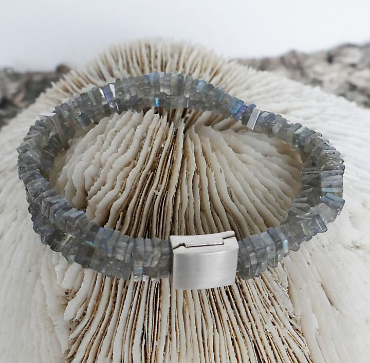 Armband aus Labradorit