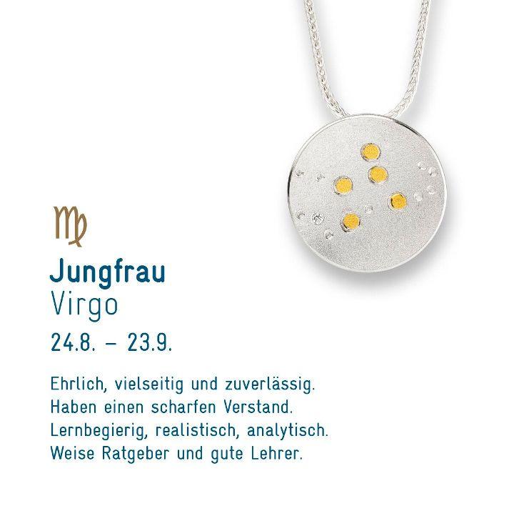 "Sternenschmuck ""Jungfrau"""