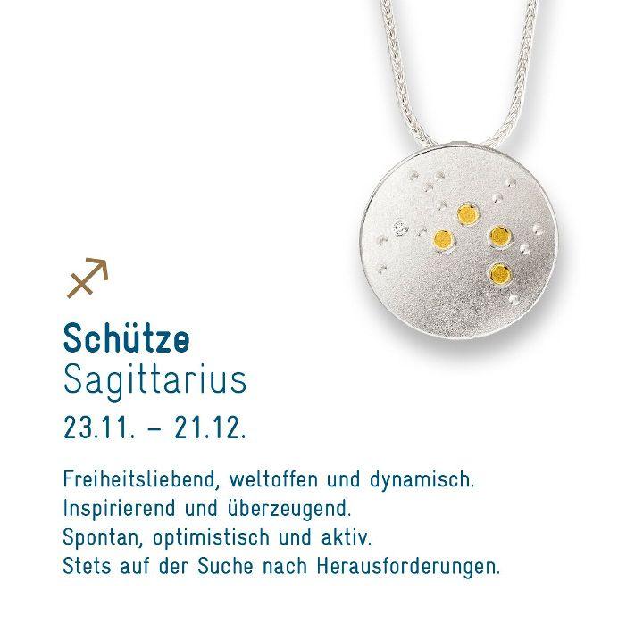"Sternenschmuck ""Schütze"""