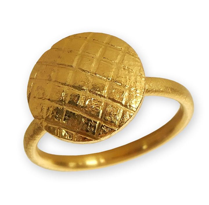 Ring in Gelbgold