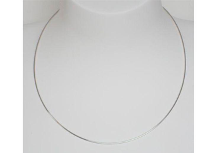 Halsreif Weißgold 1,4 mm